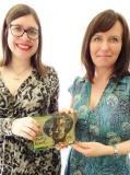 2014 Judge Juliet Mushens of The Agency Group and Joanna Barnard