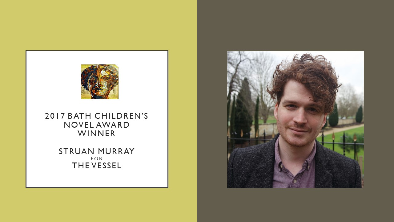 2017 Bath Children's Novel Award Winner's Announcement